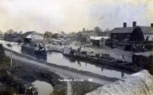 Aynho Wharf